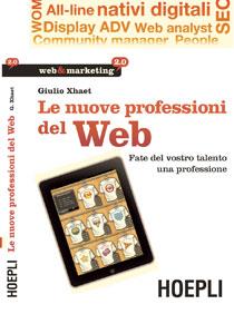 Copertina e recensione le nuove professioni del web