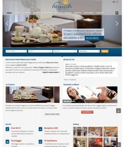 Realizzazione siti e marketing per hotel
